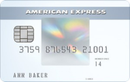 Everyday Credit Card American Express