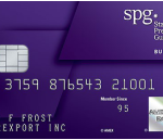 Starwood Preferred Guest Business Credit Card from American Express Review: $200 Statement Credit