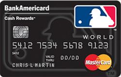 Bank Americard Cash Rewards 2