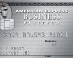 Business Platinum from American Express Upgrade Promotion: 50,000 MR Bonus Points