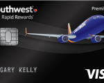 Chase Southwest Premier Referral Promotion: 40,000 Points + 6,000 Anniversary Bonus Points