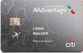 Citi AAdvantage MasterCard