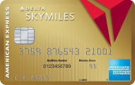 Gold Delta SkyMiles Credit Card