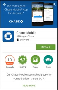 Install Chase