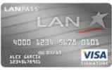 Sony card visa signature