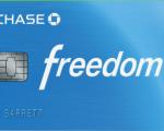 Chase Freedom Bonus