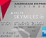 Platinum Delta SkyMiles Business Credit Card 35,000 Bonus Points