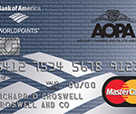 AOPA Business MasterCard with WorldPoints Rewards Review: 1x Rewards Points
