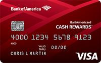 BankAmericard Cash Rewards Credit Card for Students Review