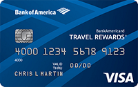 BankAmericard Travel Rewards Credit Card for Students Review