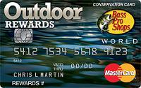 Bass Pro Shops Outdoor Rewards MasterCard Credit Card Review