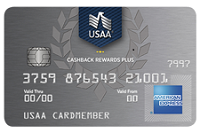 Cash Rewards American Express from USAA Review