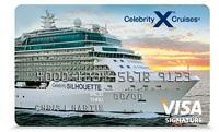 Celebrity Cruises Visa Signature Credit Card Review