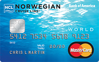 Norwegian Cruise Line® World MasterCard® Credit Card Review