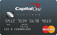 Capital one® credit tracker