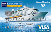 Royal Caribbean Visa Signature Credit Card Review