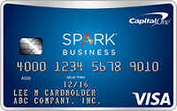 Spark Miles Select for Business Review