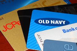 Store Merchant Credit Cards