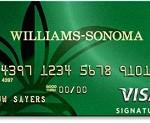 Williams-Sonoma Visa Signature® Card Review