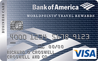WorldPoints® Travel Rewards for Business Visa® Card Review