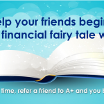 New A+ FCU Savings & Checking $40 Referral Promotion