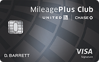 Chase United MileagePlus Club Card Review