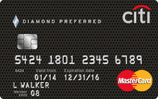 Citi Diamond Preferred Card Review