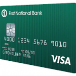 First National Bank BucksBack Visa Card Review: 2% Unlimited Cashback