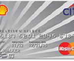 Shell Platinum Select MasterCard Review: Credit of 10¢-20¢ Per Gallon