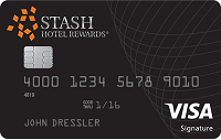 Stash Hotel Rewards Visa Card Review