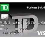 TD Business Solutions Visa Credit Card Review: $200 Cash Back