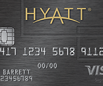 Hyatt Credit Card Referral Bonus: 50,000 Points Yearly (Targeted)