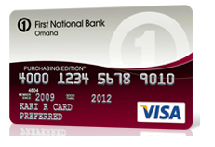 First National Bank Purchasing Edition Visa Card Review