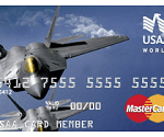 USAA Active Military World MasterCard Review: 1x Points