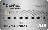 Truwest Platinum Points Credit Card Review