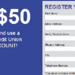 New Landmark Credit Union Checking Account $50 Promotion