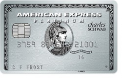 American Express Platinum Card for Schwab Review: 60000
