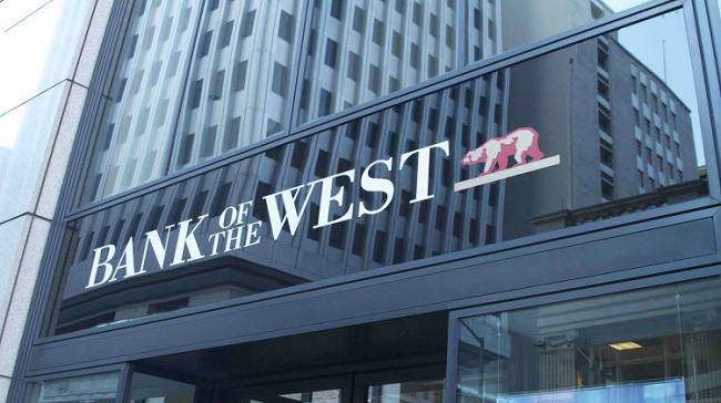 Bank of the West Logo B