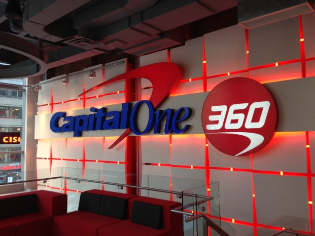 Capital One 360 Logo B