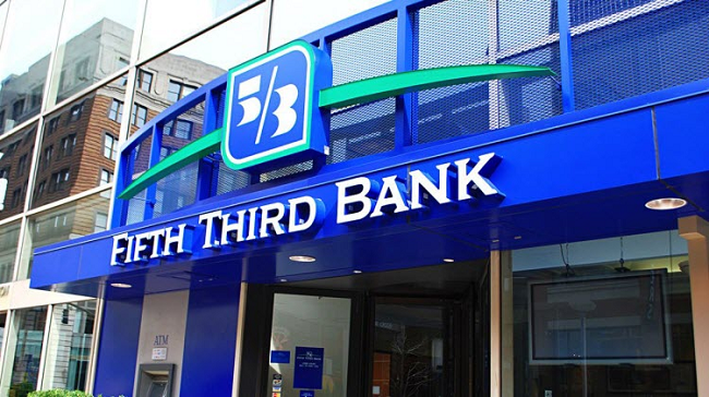Fifth Third Bank Logo B