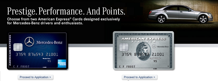 American Express Platinum Card From Mercedes Benz Review