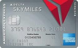 Delta platinum amex annual fee