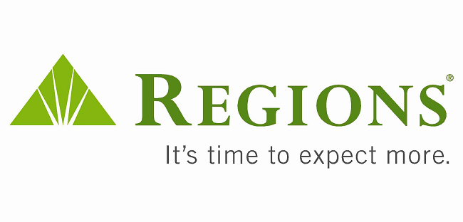 Regions Bank Bonuses: $50, $100, $150, $200, $300, $400 Promotions