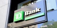 TD Bank Logo B