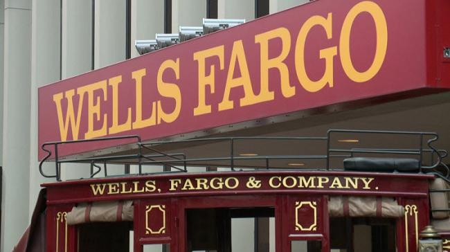 Wells Fargo Logo B
