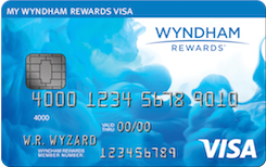 Wyndham Rewards BarclayCard