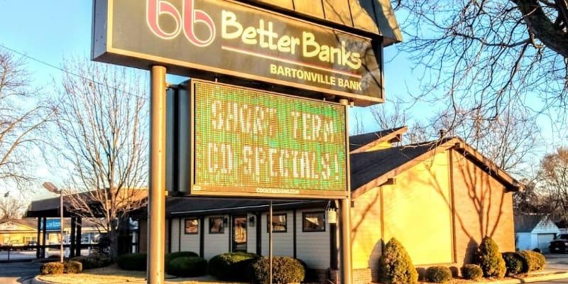 Better Banks Promotion