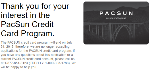 Comenity Pacsun Credit Card Review