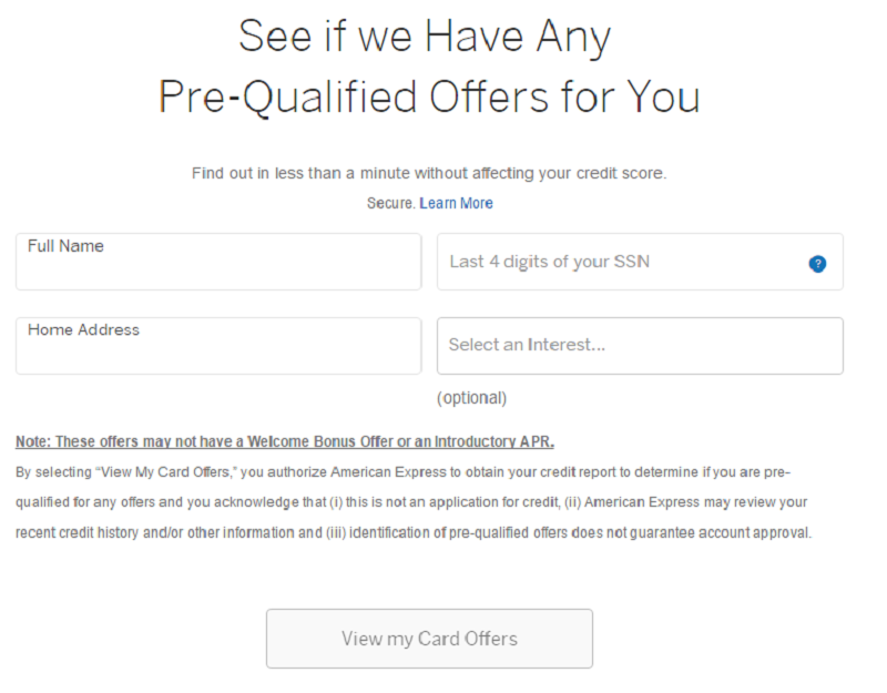 Citi Credit Card Pre Qualify >> Check If You Re Pre Approved Pre Qualified For Credit