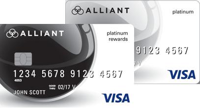 platinum rewards card